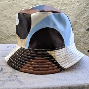 COACH bucket hat EUC authentic